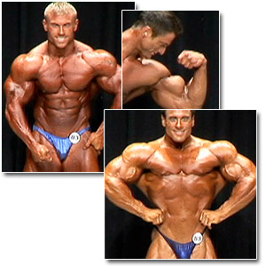 2006 NPC USA Bodybuilding Championships Men's Prejudging Part 2