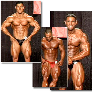 2007 NPC Junior National Championships Men's Prejudging Part 1