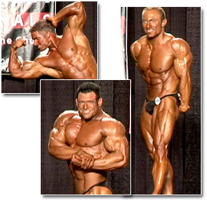 2007 NPC Junior National Championships Men's Prejudging Part 2