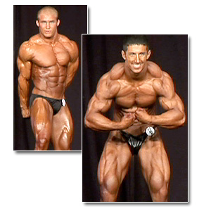 2007 NPC Teen & Collegiate National Championships Men's Prejudging