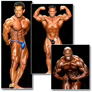 2007 NPC National Bodybuilding Championships Men's Prejudging Part 1