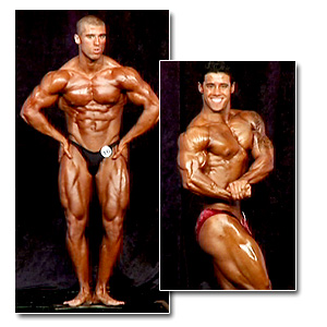 2008 NPC Teen & Collegiate National Championships Men's Prejudging