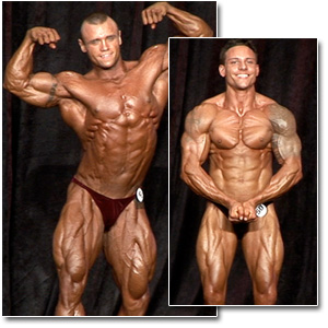 2010 NPC Teen & Collegiate National Championships Men's Prejudging