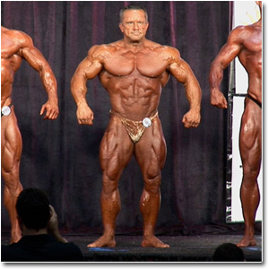 2011 NPC Masters Nationals Men's Prejudging Part 1 (Over 50/60/70)