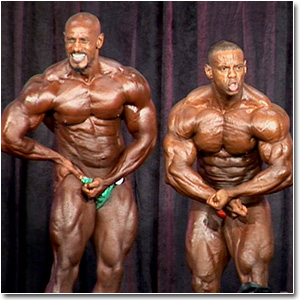 2011 NPC Masters Nationals Men's Prejudging Part 2 (Over 40)