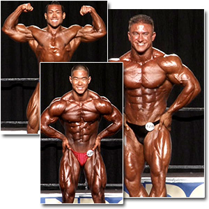 2012 NPC Junior Nationals Men's Bodybuilding Prejudging Part 1