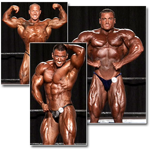 2012 NPC Junior Nationals Men's Bodybuilding Prejudging Part 2