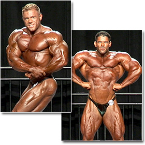 2012 NPC Nationals Men's Bodybuilding Prejudging Part 2