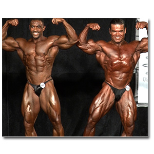 2013 NPC Masters Nationals Men's Bodybuilding & Physique Prejudging (Over 35)