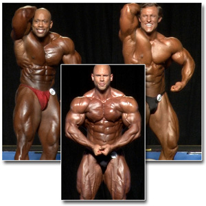 2014 NPC Junior Nationals Men's Bodybuilding Prejudging