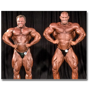 2014 NPC Masters Nationals Men's Prejudging (Over 40)