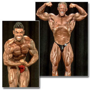 2014 NPC Nationals Men's Bodybuilding Prejudging Part 1
