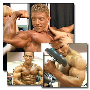 2003 NPC National Championships Men's Pump Room Part 1