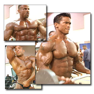 2003 NPC National Championships Men's Pump Room Part 2