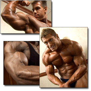 2005 NPC Teen & Collegiate National Championships Men's Pump Room Part 2