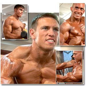 2007 NPC Teen & Collegiate National Championships Men's Pump Room Part 1
