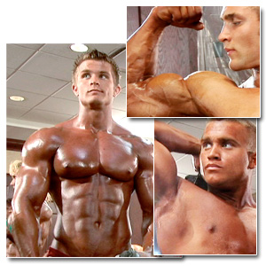 2007 NPC Teen & Collegiate National Championships Men's Pump Room Part 2