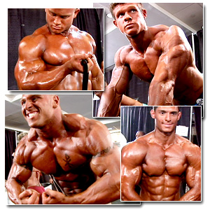 2008 NPC Teen & Collegiate National Championships Men's Pump Room 2