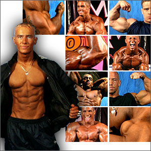 1999 NPC Teen/Collegiate Men's Posing