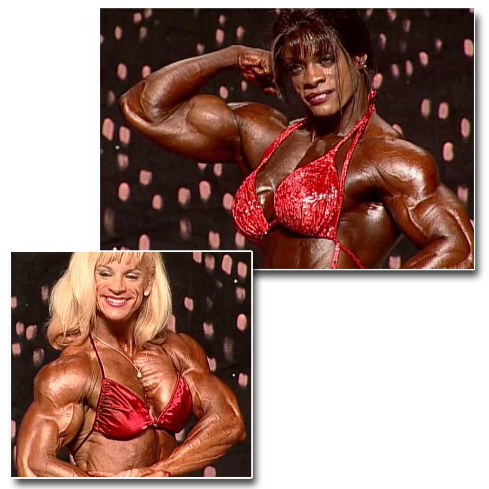 1999 USA Women's Bodybuilding & Fitness Evening Show