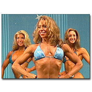 2000 NPC USA Women's Fitness Evening Show