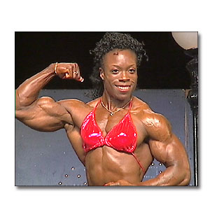 2000 NPC Nationals Women's Bodybuilding Evening Show