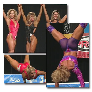 2001 NPC Nationals Women's Fitness Evening Show
