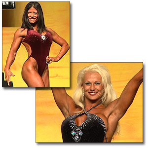 2002 NPC Nationals Women's Fitness Evening Show