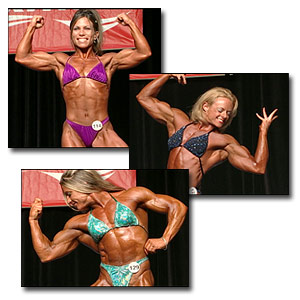 2003 NPC Junior Nationals Women's Bodybuilding Evening Show