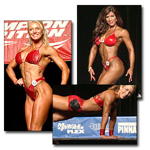 2003 NPC Junior Nationals Women's Fitness & Figure Evening Show