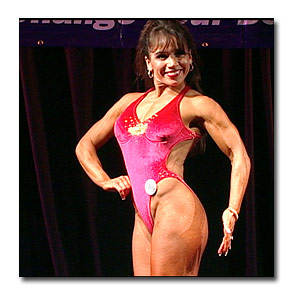 2003 NPC Masters National Women's Evening Show