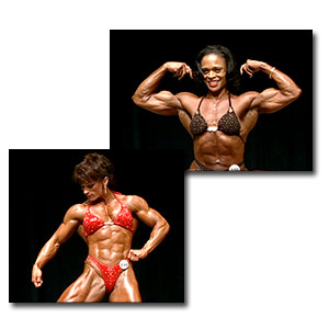 2003 NPC USA Women's Bodybuilding Evening Show