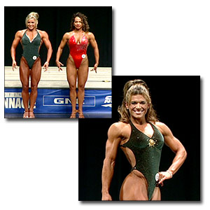 2003 NPC USA Women's Fitness Evening Show