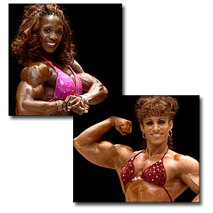2003 NPC National Women's Bodybuilding Evening Show