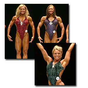 2003 NPC National Women's Fitness Evening Show