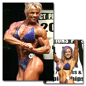2004 NPC Junior USA Women's Evening Show
