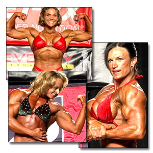 2004 NPC Junior National Championships Women's Bodybuilding Evening Show