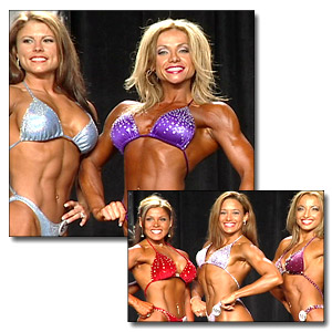 2004 NPC Junior National Championships Women's Fitness & Figure Evening Show