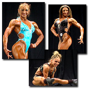 2004 NPC USA Championships Women's Fitness Evening Show