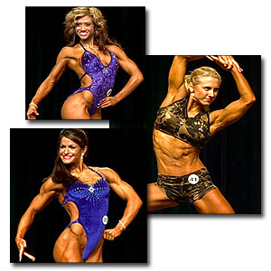 2004 NPC National Championships Women's Fitness Evening Show