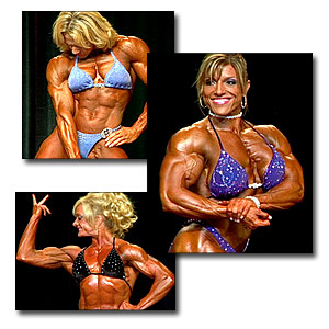 2004 NPC National Championships Women's Bodybuilding Evening Show