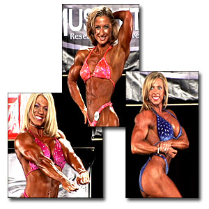 2005 NPC Junior National Women's Bodybuilding Evening Show