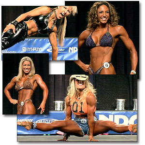 2005 NPC National Women's Fitness Evening Show