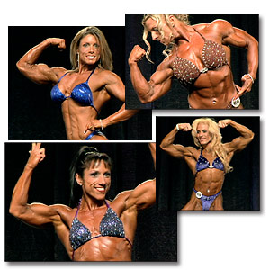 2005 NPC National Women's Bodybuilding Evening Show