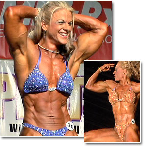 2006 NPC Junior National Bodybuilding Championships Women's Evening Show