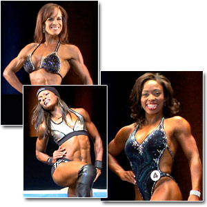 2006 NPC National Fitness Championships Women's Evening Show