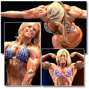 2006 NPC National Bodybuilding Championships Women's Evening Show