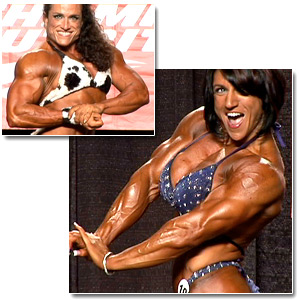 2007 NPC Junior National Bodybuilding Championships Women's Evening Show