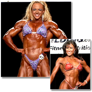 2007 NPC National Bodybuilding and Fitness Championships Women's Evening Show