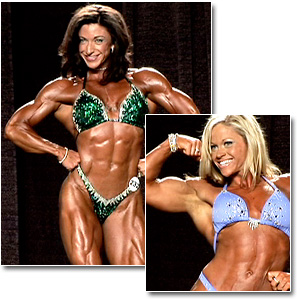 2008 NPC Junior National Championships Women's Bodybuilding Finals